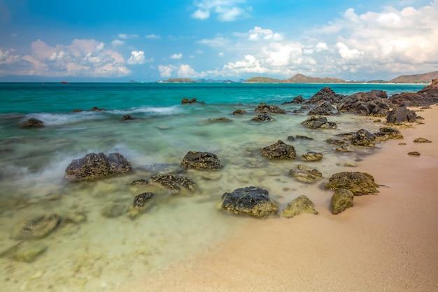 Una gita di un giorno a samaesarn island Foto Premium