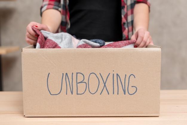Unboxing Foto Gratuite