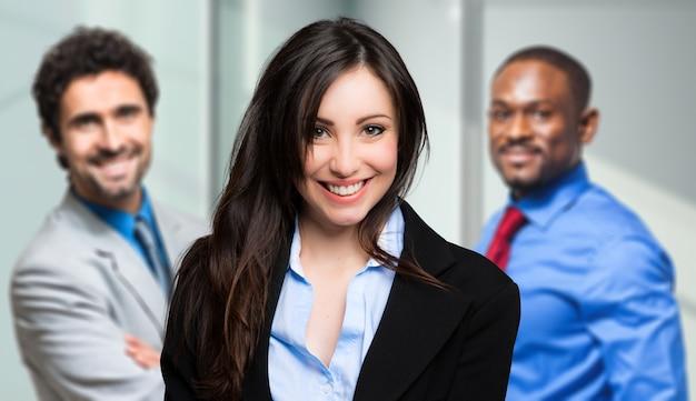 Uomini d'affari Foto Premium
