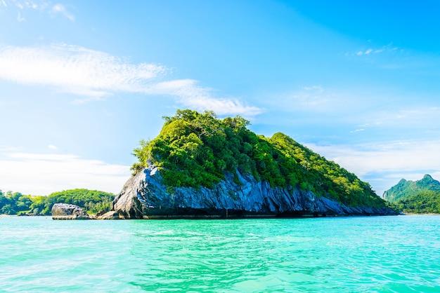 Vacanze mare paradiso naturale albero Foto Gratuite
