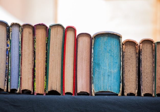Vecchi libri Foto Premium