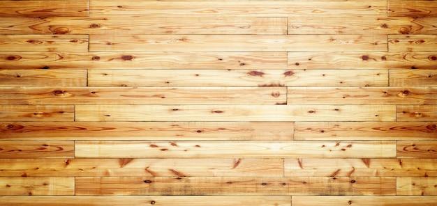 Vecchia parete di legno scuro texture. superficie di fondo in legno del pavimento con vecchio modello naturale Foto Premium