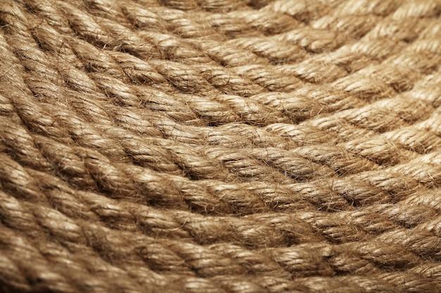 Vecchia trama di corda Foto Gratuite