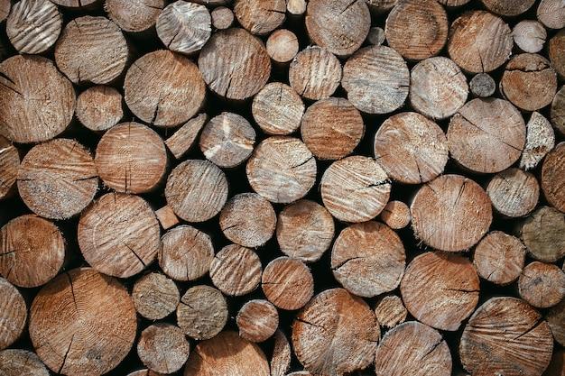 Vecchio annata di legno di struttura o del fondo, parete Foto Premium
