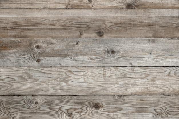 Vecchio fondo di legno della parete del granaio Foto Gratuite
