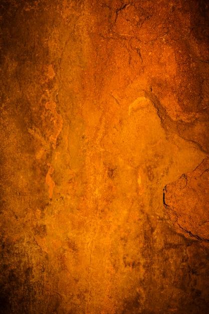 Vecchio fondo e bollino di scenetta del muro di cemento Foto Premium