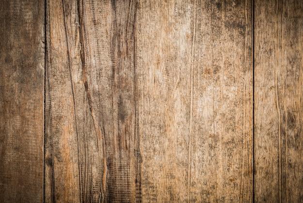 Vecchio fondo in legno Foto Premium