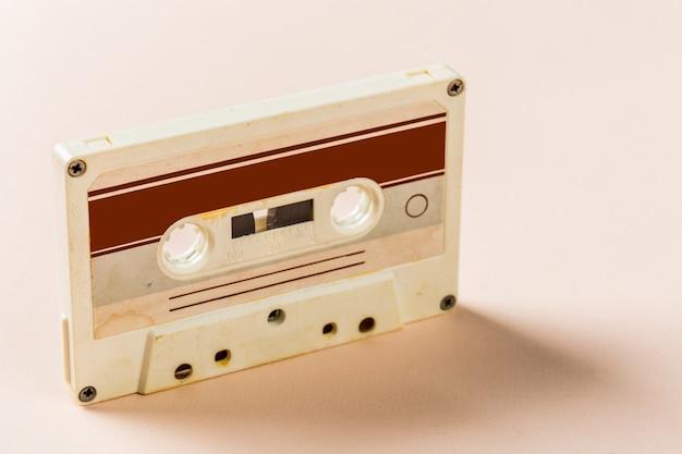 Vecchio nastro a cassetta audio Foto Premium