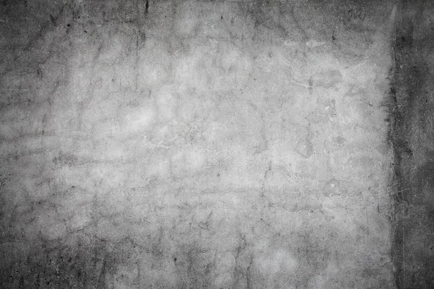 Vecchio sfondo grigio muro Foto Premium