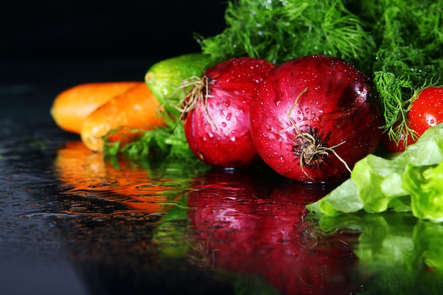 Verdure fresche Foto Gratuite