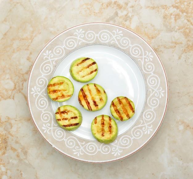 Verdure grigliate Foto Premium