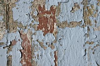 Vernice sfogliato su un muro di mattoni muro scaricare for Vernice muro