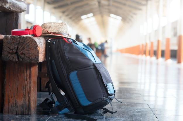 Viaggi nel concetto di vacanza. tono dell'annata. Foto Gratuite