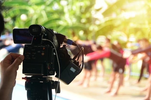 Videocamera Foto Premium