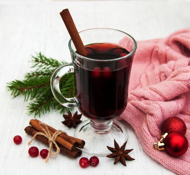 Vin brulè Foto Premium