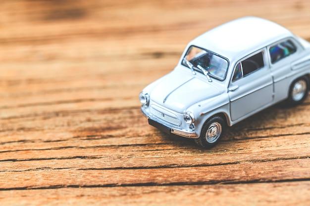 Vintage auto di modello Foto Gratuite