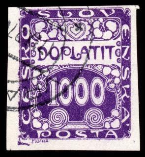 Viola art nouveau timbro Foto Gratuite