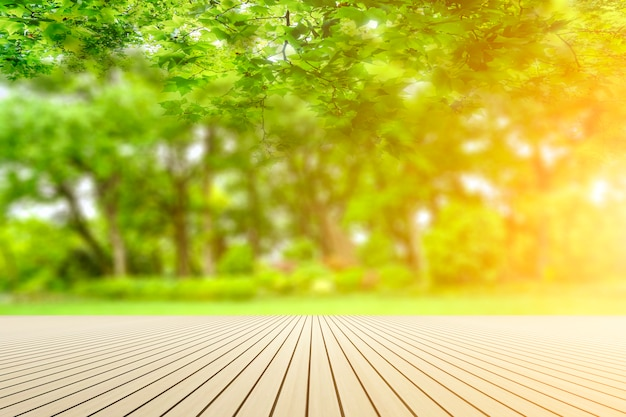 Vista sul parco verde Foto Gratuite
