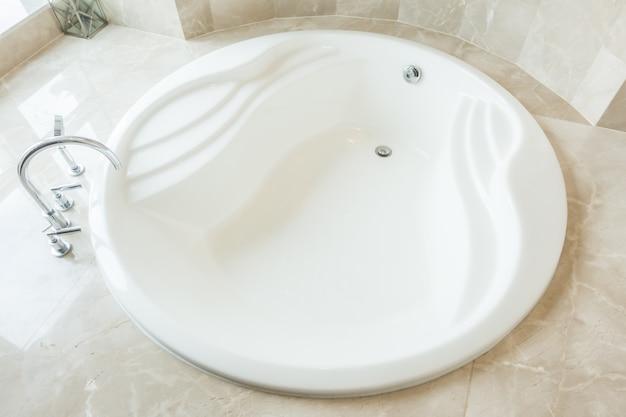 Vista superiore della vasca da bagno moderna scaricare foto gratis for Vasca da bagno moderna