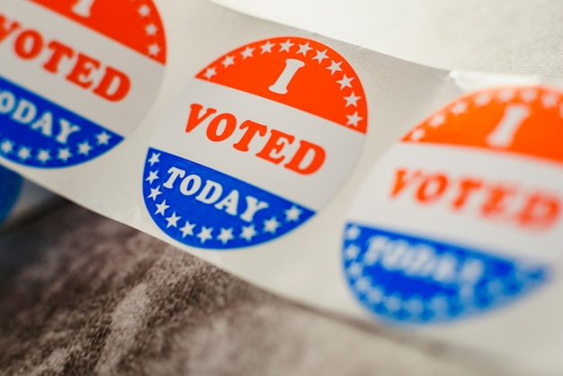 Voto oggi alle elezioni americane. Foto Premium