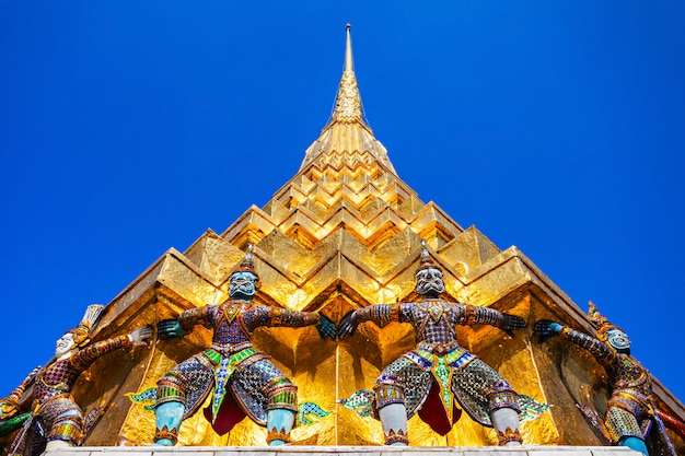 Wat phra kaew Foto Premium