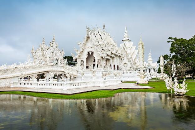 Wat rong khun Foto Premium