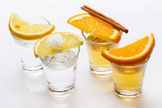 Whisky e tequila Foto Gratuite