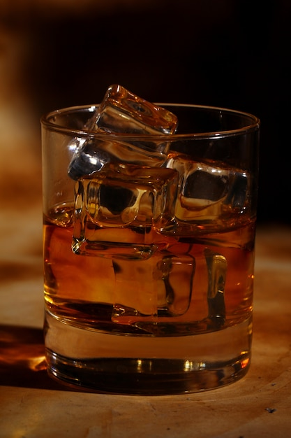 Whisky freddo Foto Gratuite