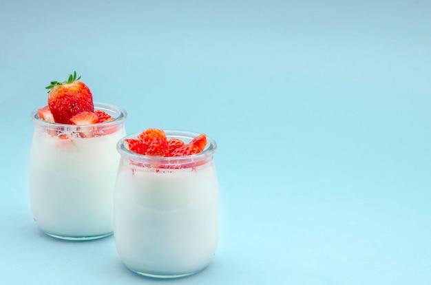 Yogurt Foto Premium