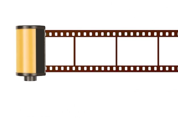 35 milímetros caixinha de filme Foto gratuita