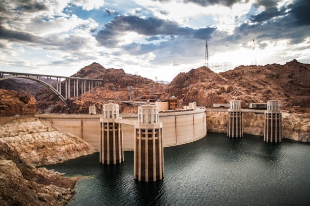A barragem Foto gratuita