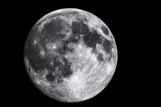 A lua Foto Premium