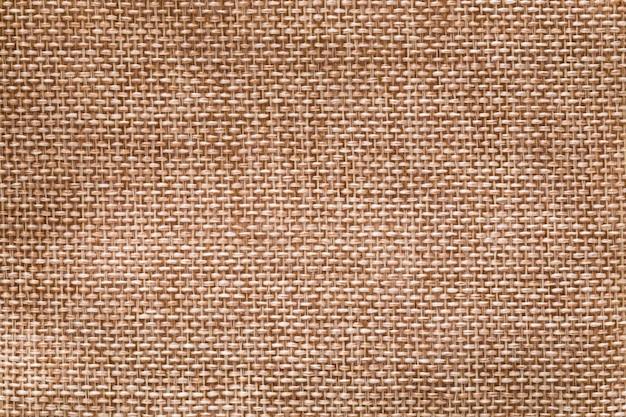 A superfície do saco de cânhamo Foto Premium
