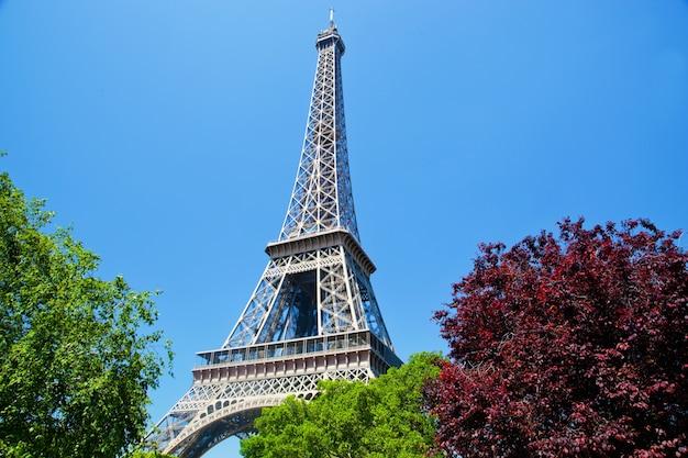 A torre Eiffel Foto gratuita