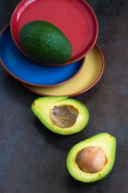 Abacate fresco Foto Premium