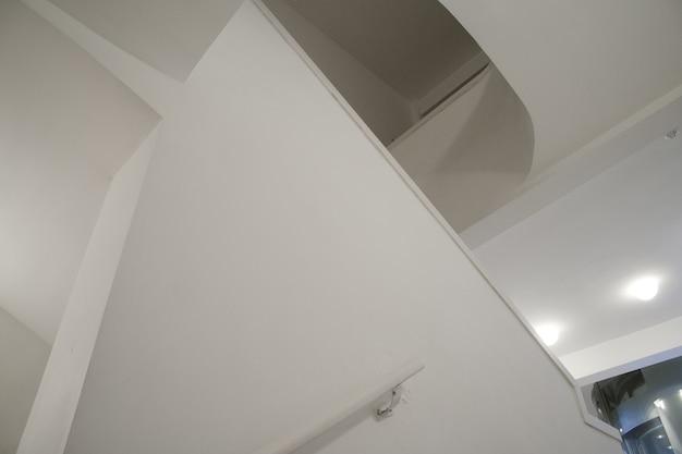 Abstração branca Foto gratuita