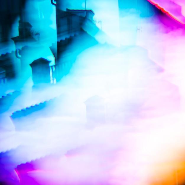 Abstrato colorido multi Foto gratuita