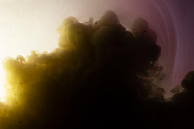 Abstrato com nuvem Foto gratuita