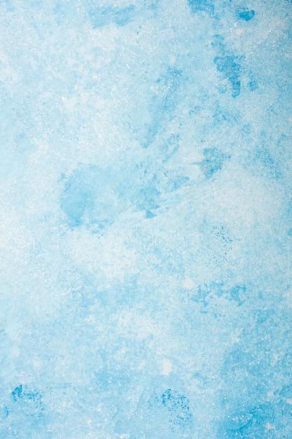 Abstrato de tinta azul aquarela Foto gratuita