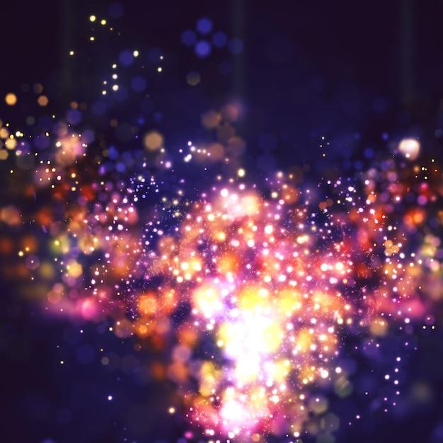 Abstrato do glitter brilho fundo Foto gratuita