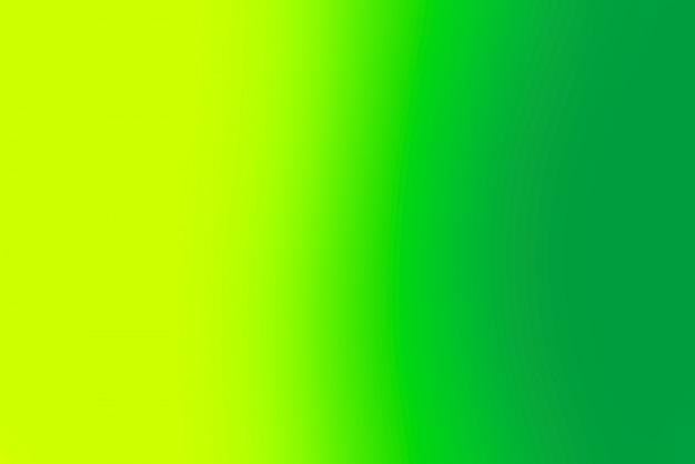 Abstrato pop turva com cores frias - verde e amarelo Foto gratuita