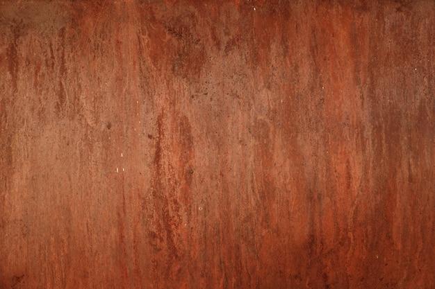 Aço oxidado da oxidação do fundo da textura do metal. textura de metal industrial. textura de metal enferrujado grunge, fundo de ferrugem Foto Premium