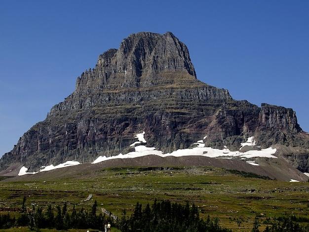Alberta parque provincial montanha waterton canadá Foto gratuita