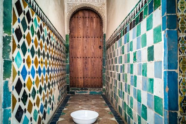 Alhambra, granada Foto Premium