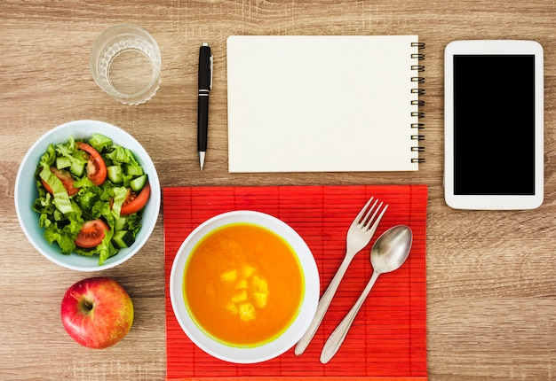 Almoço Foto gratuita
