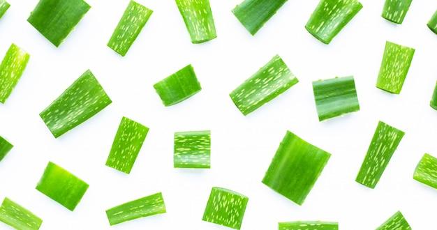 Aloe vera é uma planta medicinal popular para saúde e beleza Foto Premium