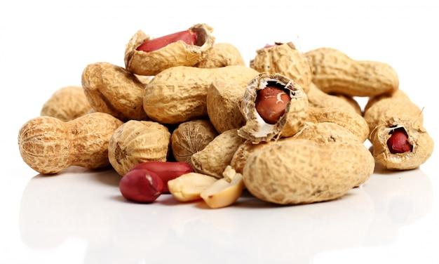 Amendoim fresco Foto gratuita