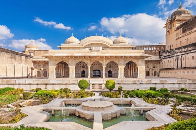 Amer fort perto de jaipur Foto Premium