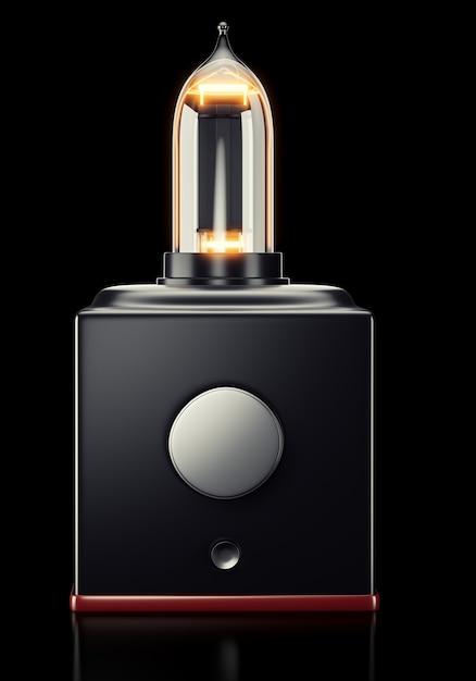 Amplificador valvulado Foto Premium