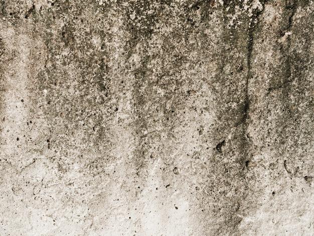 Antigo fundo de parede branca texturizada Foto gratuita